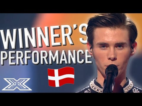 INCREDIBLE Performance By X Factor Denmark WINNER! | X Factor Global