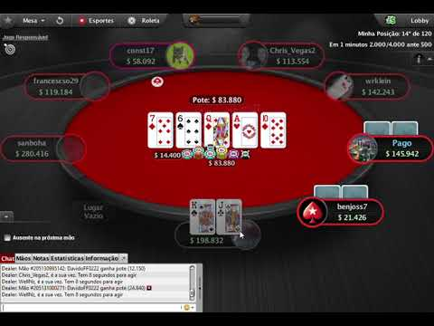 PokerStars- Weekly Stars  Progressive KO $5,000 (Part 1)