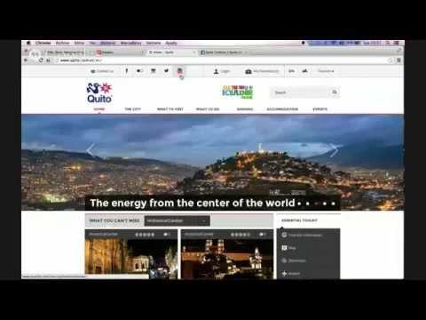 Quito Hangout (Viajes en Quito, Ecuador)