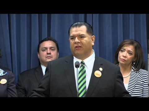 Sandoval on Latino Unity Day