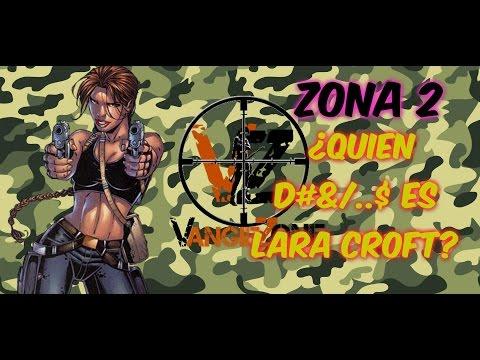Lara Croft இORIGINSஇ historia▪ videojuego▪comic (English sub)