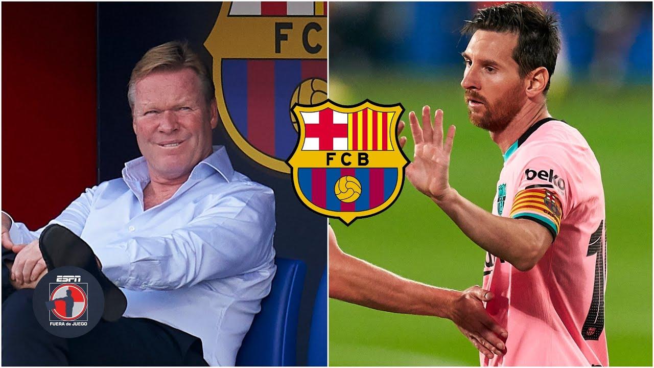 ANÁLISIS Barcelona venció 3-1 al Girona en amistoso. Lionel Messi marcó un doblete | Fuera de Juego