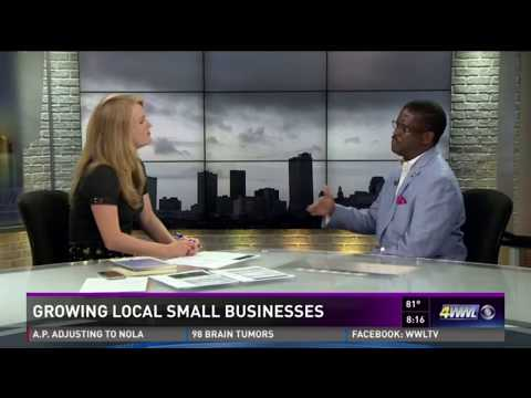 New Orleans Business Alliance WWL-TV Morning Show July 29, 2017