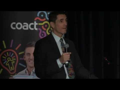 The UN's view on the future of youth | Dr Marco Roncarati | 2015 CoAct conference