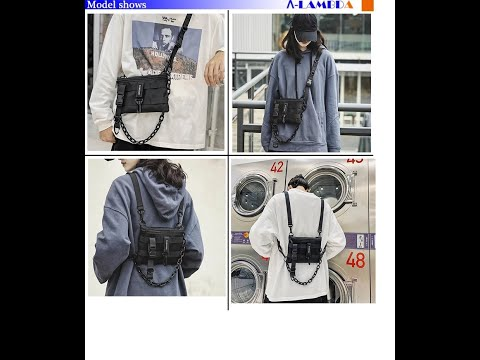Fashion New Style Looking Messenger Unisex Bag with the chain Sport