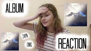 Zayn icarus falls ablum reaction OMG