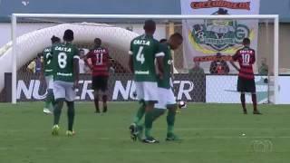 Goiás 1 x 0 Atlético/GO - Campeonato Goiano 2017