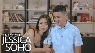 Kapuso Mo, Jessica Soho: Aicelle Santos at Mark Zambrano, ikakasal na!