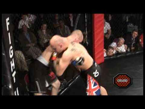 Ian Cox V Paul Ramos Fightuk2 MMA