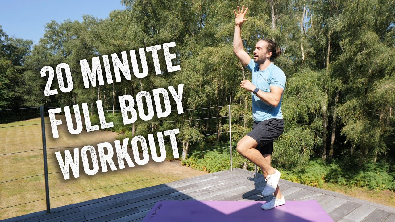 NEW!!! FULL BODY WORKOUT | 20 Minutes | The Body Coach TV