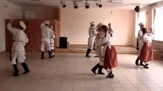 Вянок палесскіх танцаў (Пад'эспан, Лысы, Ой за гаем, На рэчаньку, Месяц, Ночка)