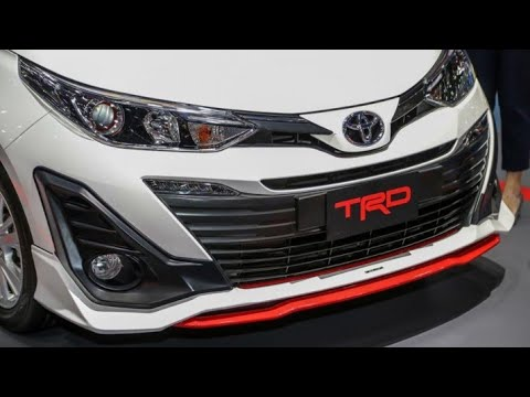 toyota yaris ativ trd kompresi grand new avanza the launched soon in india 2018