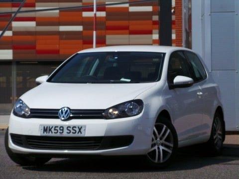 2009 59 Volkswagen Golf 1.4 Tsi SE 3dr In White