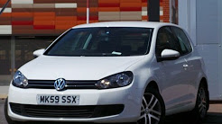 2009 59 Volkswagen Golf 1.4 Tsi SE 3dr In White