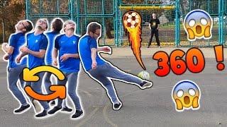 UNE MAGNIFIQUE REPRISE DE VOLÉE EN 360 !! FOOT CITY STADE ! thumbnail