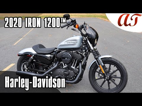 2020 Harley-Davidson IRON 1200™ * A&T Design
