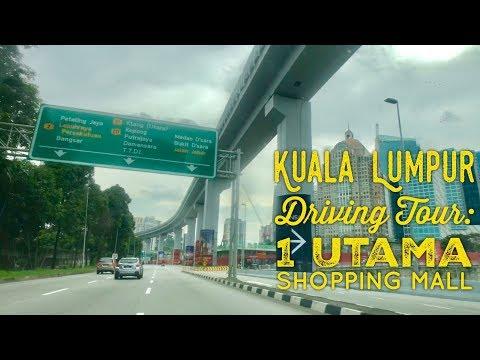 Kuala Lumpur Driving