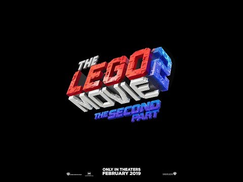 The Lego Movie 2 Catchy Song - Dillon Francis Ft T-pain That Girl Lay Lay (Unofficial Video)