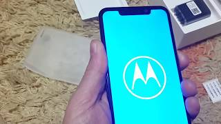 Motorola P30 Note quick unboxing