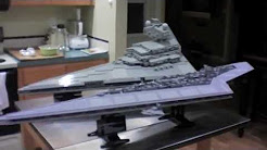 Lego Star Wars UCS Super Star Destroyer Review