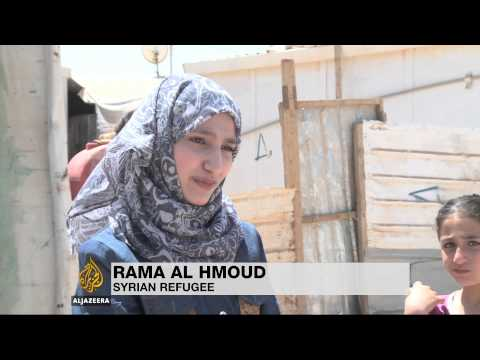 Jordan's Syrian refugees seek funds to gain degrees