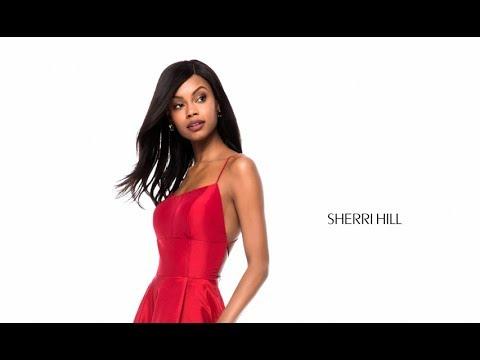 3b36f5e861 Sherri Hill 52022 Prom Dress - YouTube