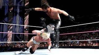 5 GOLPES BANIDOS DA WWE