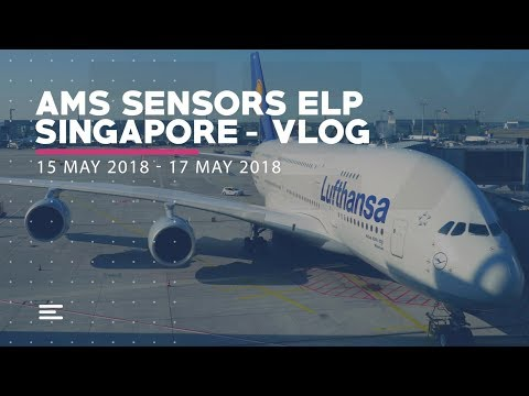 Work and Travel in Singapore Vlog