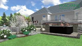 Gambar cover Moscarino Landscape + Design - We Use Latest Landscaping Design Tools