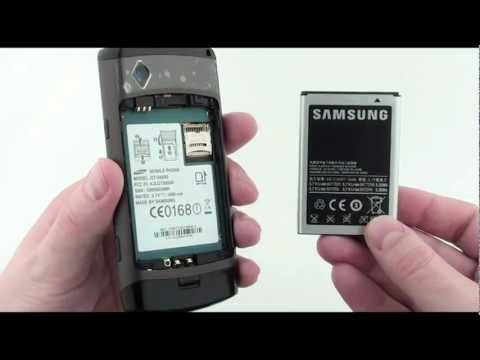 Samsung S8500 Wave - видеообзор ( wave s8500 ) от магазина Video-shoper.ru