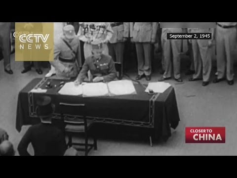 Closer to China: China's Role in World War II- 70th Anniversary of Victory 09/06/2015 EP36