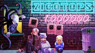 Los 10 Videojuegos Favoritos de Zico Tops - Especial 1 MILLÓN Suscriptores