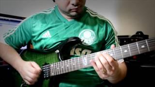 Cacá Barros | Kiesel Guitars Solo Contest | #kieselsolocontest