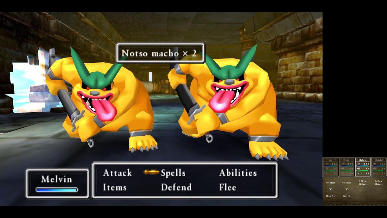 Dragon Quest VII (3DS) #47 Canny Cap (Lore Hat)