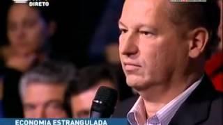 RTP1 Prós e Contras  Luso-Brasileiro Diz A Verdade Toda Sobre O Governo Portugues