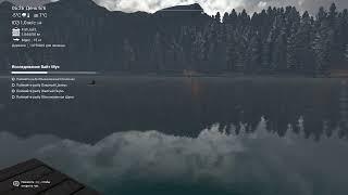 Fishing Planet стрим Озеро Вайт Мус Фарм
