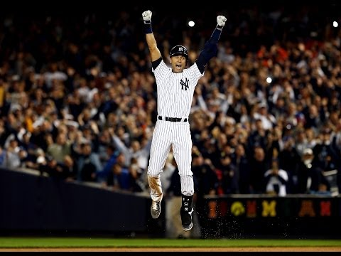 Jeter's feel-good ending is 'necessary tonic' for sports fans