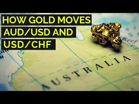 How Gold Affects AUD/USD And USD/CHF 🔗