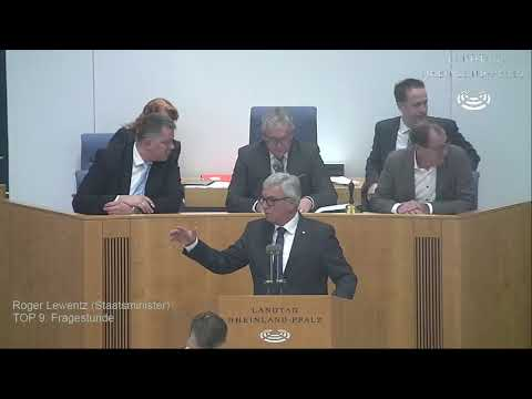 66. Landtagssitzung Rheinland-Pfalz vom 20.09.2018 komplett