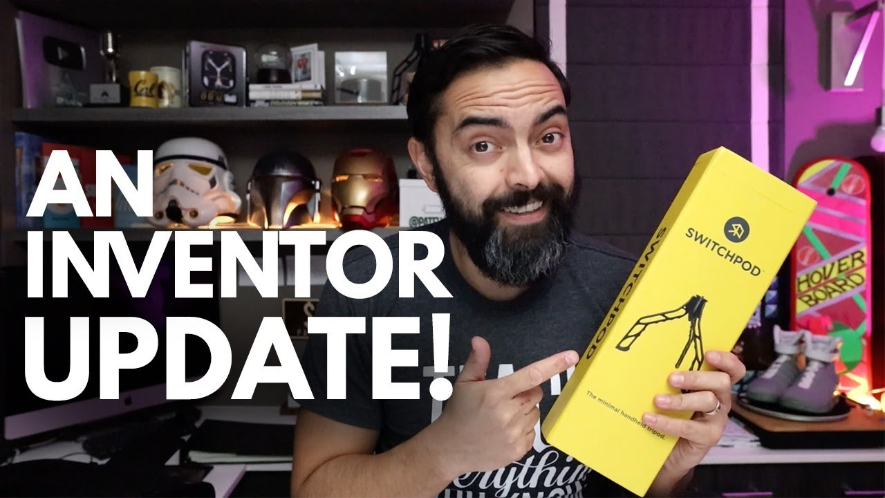 An Inventor's Update! How the Switchpod is Doing - Day #309 of The Income Stream