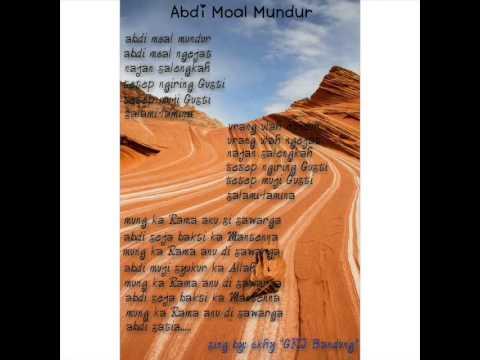 Abdi Moal Mundur by.Okhy (GKJ Bandung)
