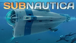 What is? Subnautica - Boldy Going...Under Water? Ep 3
