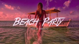 "*SOLD* Dancehall Riddim Instrumental - ""Beach Party"" 2016 (Prod. Mindkeyz)"