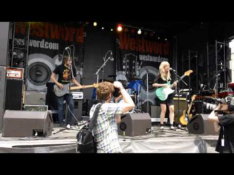 Westword Music Showcase 2011- Ume - The Conductor.MP4