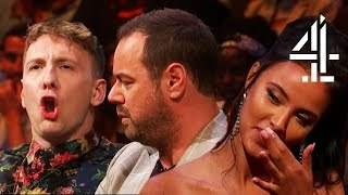 Maya Jama on Relationship with Stormzy & Joe Lycett Saw Danny Dyer's K**b?? | The Lateish Show