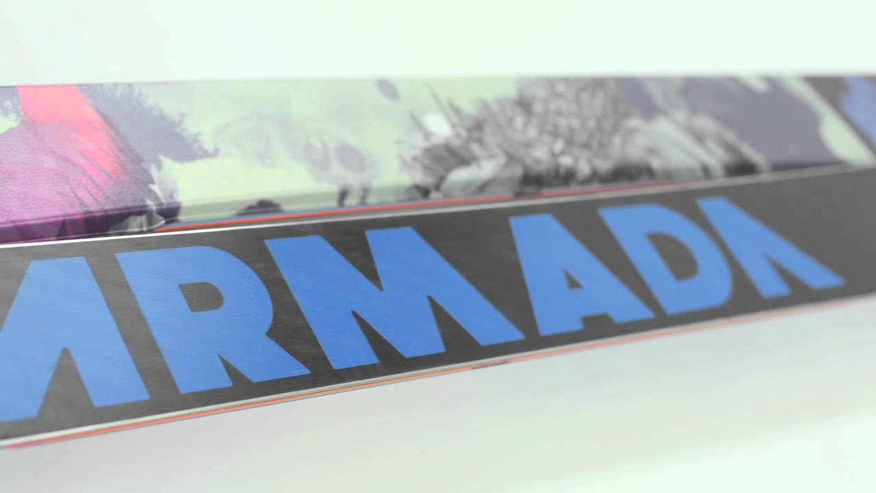 2013 Armada TST Ski Review - OnTheSnow Powder Editors' Pick