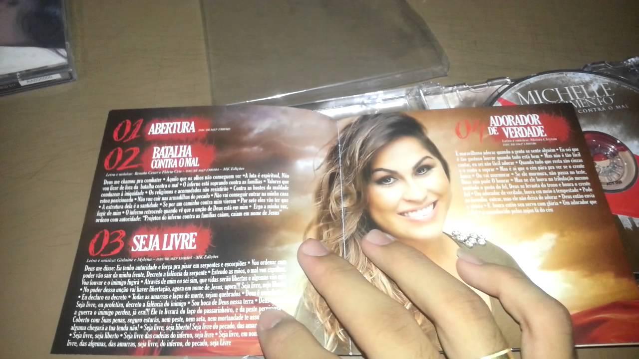 gratis cd da michelle nascimento batalha contra o mal