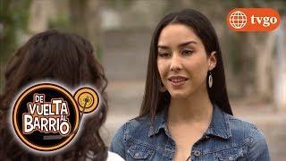 ¡Sofía desató su ira contra Lucrecia! - De Vuelta al Barrio 28/09/2017