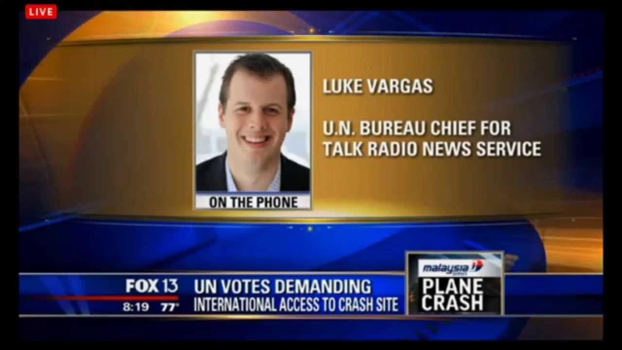 Fox 13 News Memphis The United Nations Demands Access To The Mh17 Crash Site Luke Vargas Whbq Fox 13 Memphis