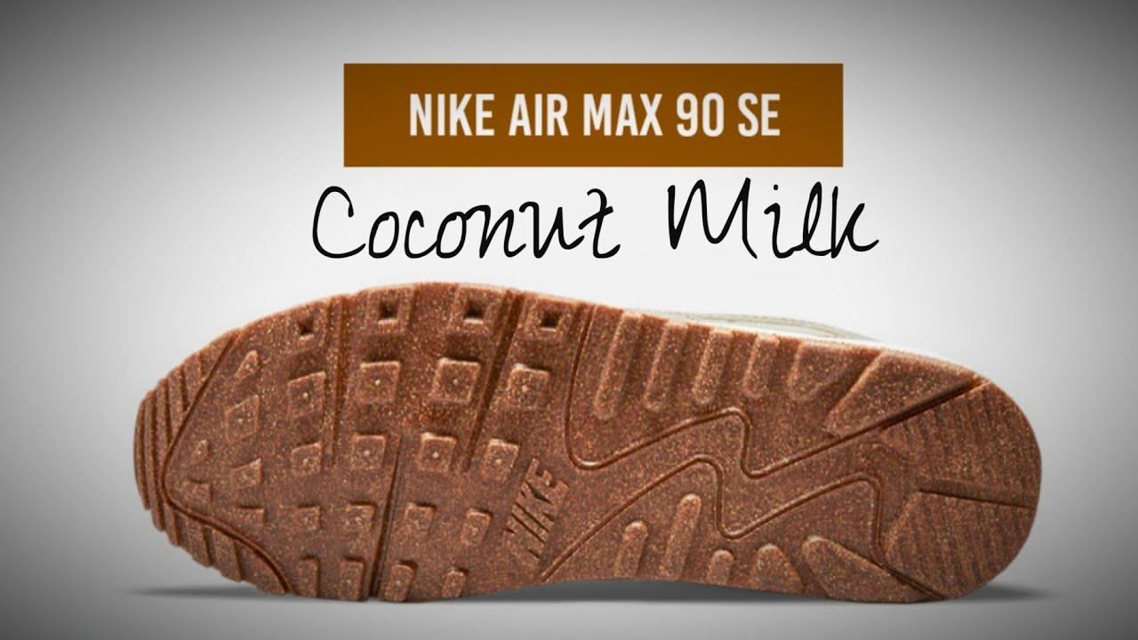 Air Max 90 'Cork - Coconut Milk'